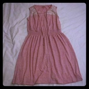 Pink Heather dress